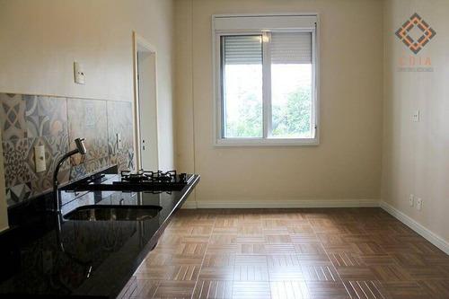 Apartamento Com 1 Dormitório À Venda, 24 M² Por R$ 250.000,00 - Bela Vista - São Paulo/sp - Ap16365