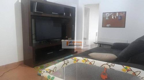 Casa Com 3 Dormitórios À Venda, 242 M²  - Planalto - São Bernardo Do Campo/sp - Ca1095