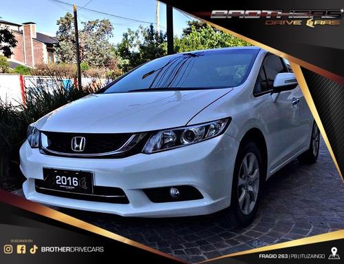 Honda Civic 1.8 Exs At 2016