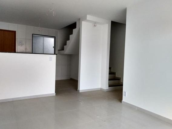 Casa Em Barroco (itaipuaçu), Maricá/rj De 80m² 2 Quartos À Venda Por R$ 260.000,00 - Ca334457
