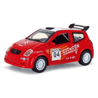 Miniatura Citroen C2 Sport Rally New Ray 1/32