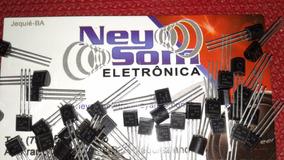 Z0607 Z 0607 Triac 0.8a 600 V To-92 Kit C/ 10 Unidades