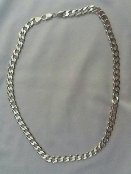 Cordão Corrente De Prata 925 Hrb