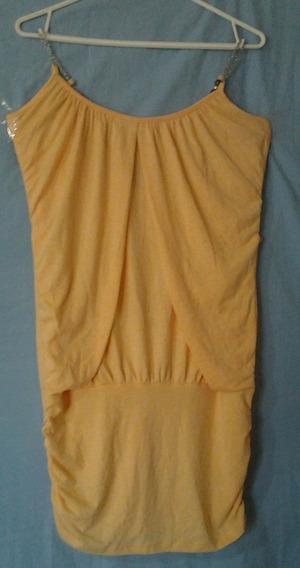 Blusa Casual Amarilla De Dama Talla Plus Xl Para Gorditas