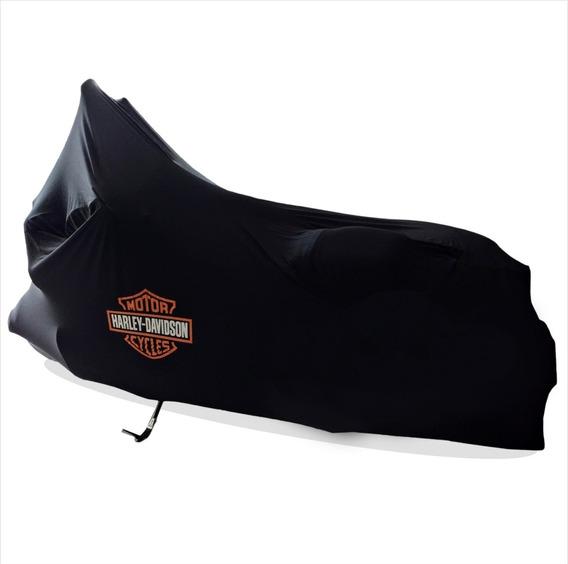 Capa Para Moto Harley Davidson Road King/street Glide Tam Hd
