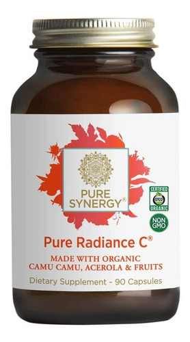Pure Synergy Pure Radiance C Wholefood 100%natural Vitaminac