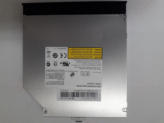 Leitor De Cd E Dvd Do Notebook Acer Md:5733 Cd:ds-8a5sh