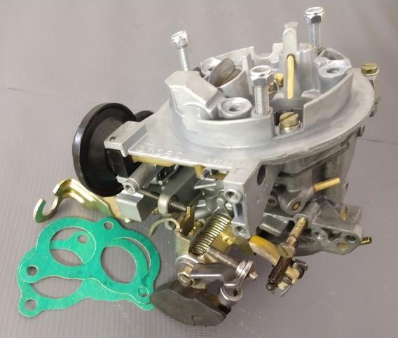 Carburador Para Gol Quadrado Mecânico 2e Ap Gasolina Brosol