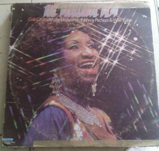 Discos De Vinilo De Celia Cruz...