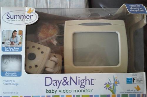 Monitor Para Bebé Marca Summer