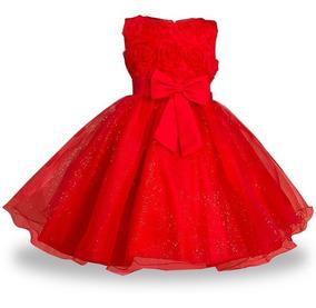 Lindo Vestido Vermelho - Casamento - Festas