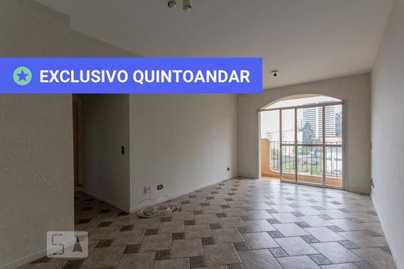 Apartamento No 7º Andar Com 2 Dormitórios E 1 Garagem - Id: 892974278 - 274278