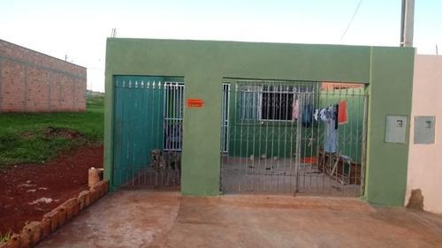Imagem 1 de 15 de Casa Com 2 Dormitórios À Venda, 70 M² Por R$ 145.000,00 - Jardim Padovani - Londrina/pr - Ca0645