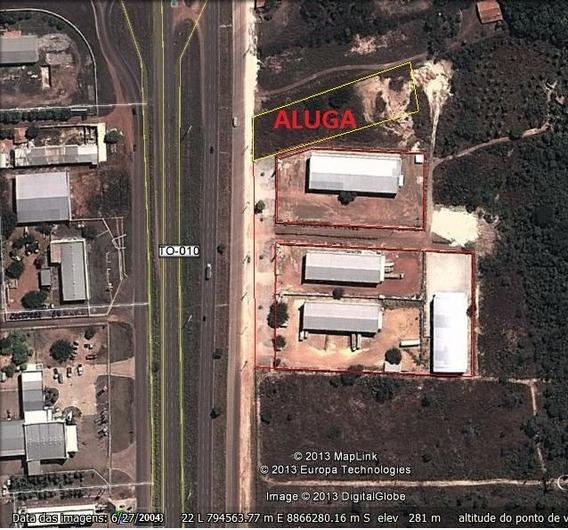 Lote Para Aluguel, , Centro (taquaralto) - Palmas/to - 265