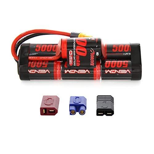 Batería Venom Nimh Para Traxxas Stampede 4x4 Vxl 8.4 5000mah