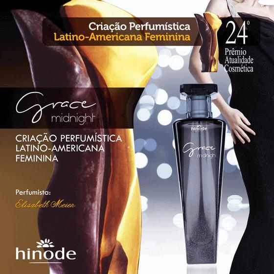 Perfume Grace Midnight Hinode 100ml