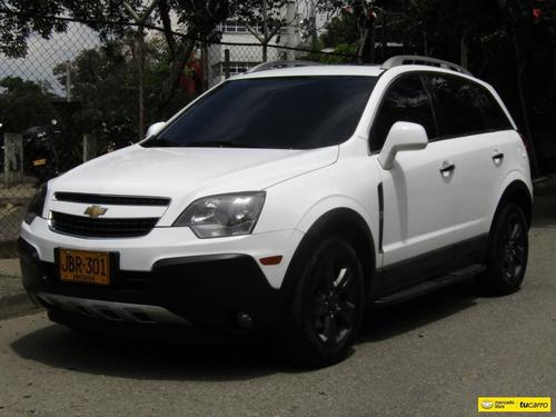 Chevrolet Captiva Sport 2400 Cc At 4x2
