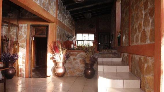 Cabaña En Renta, Predio El Rosario, Localidad San Jose Buenavista