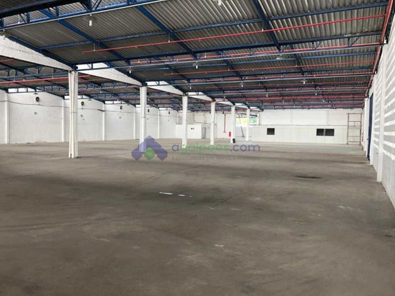 Galpão Com 2.800 M² Dentro De Condomínio Na Br 101 Em Recife - Pe - 1372
