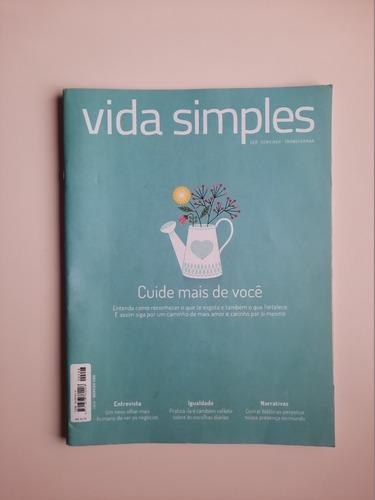Revista Vida Simples - Nº 208 - Cuide Mais De Você