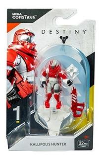Figura De Cazador De Mega Construx Destiny Kallipolis