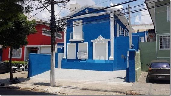 Sobrado Com 1 Dormitório À Venda, 500 M² Por R$ 4.900.000 - Vila Mariana - São Paulo/sp - So1783