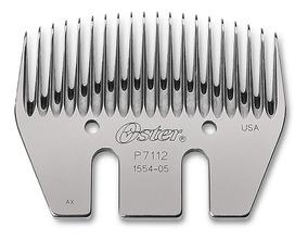 Lâmina Inferior Para Tosquiadeira Shearmaster - 20 Dentes