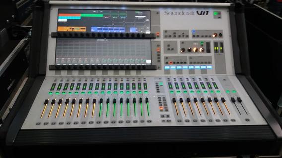Soundcraft Vi1 + Compact Stagebox - 64 Inputs E 40 Outputs.