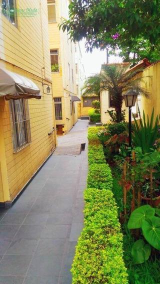 Apartamento Com 1 Dormitório À Venda, 50 M² Por R$ 185.000 - Macedo - Guarulhos/sp - Ap2416