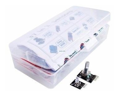 Kit Arduino 37x1 Sensor Para Arduino Startes