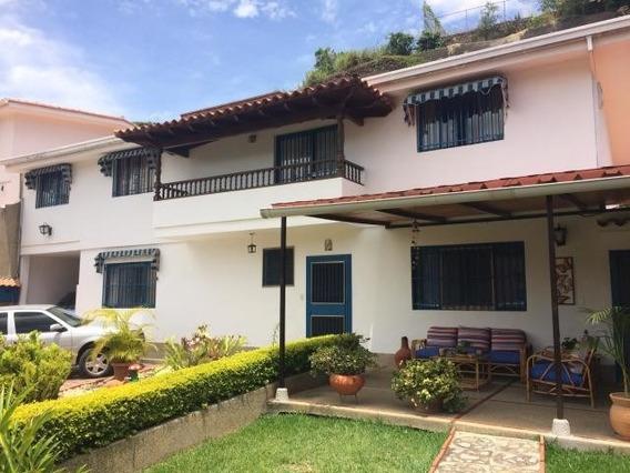 Bella Casa En Venta Santa Fe Norte 0414-2408724