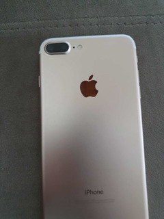 Celular iPhone Apple 7 Plus 128 Gb Dourado