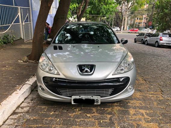 Peugeot 207 Sw Prata