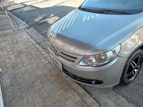 Imagem 1 de 10 de Volkswagen Voyage 1.0 City Trend