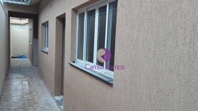 Casa Residencial À Venda, Jardim Nena, Suzano. - Ca0268