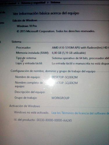 Imagen 1 de 3 de Laptop Sony Vaio (solo En Lima)