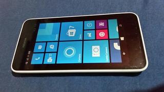 Nokia Lumia 635 Windows 8.1 Com Um Pino Do Slot Sim Quebrado