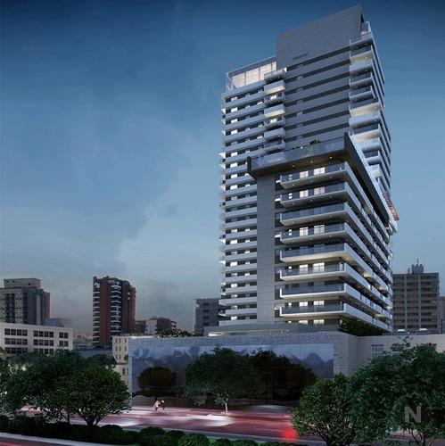Apartamento De 117m² Com 3 Dormitórios (1 Suíte) E 2 Vagas Na Rebouças! - 5831