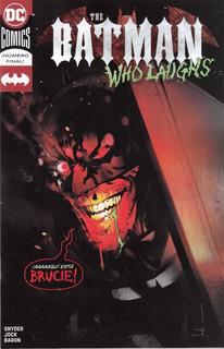 Batman Who Laughs # 7