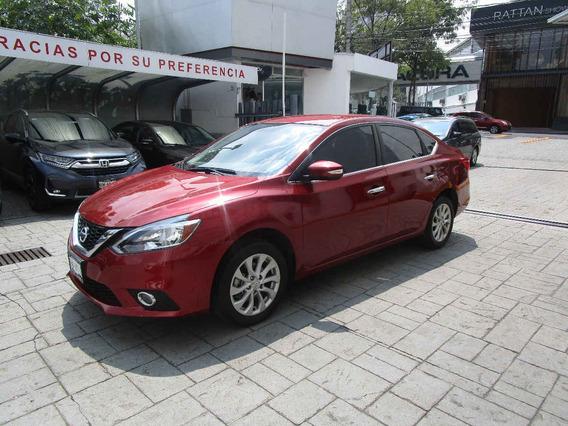 Nissan Sentra 4p Advance L4/1.8 Man