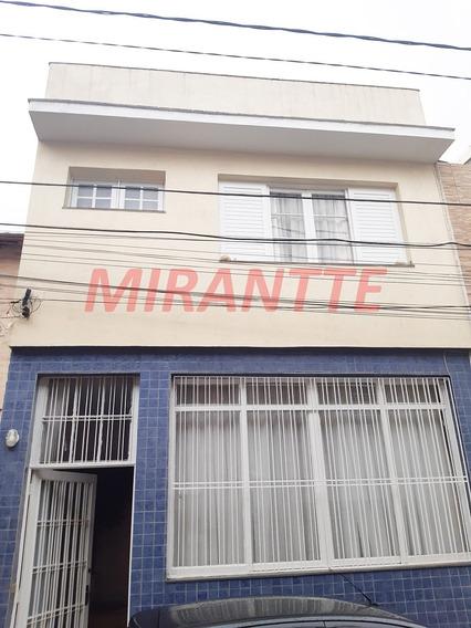Sobrado Em Santana - São Paulo, Sp - 335458