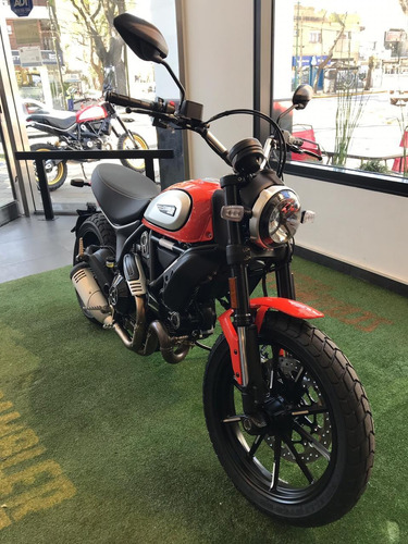 Ducati Scrambler Icon -2020-0km. San Isidro
