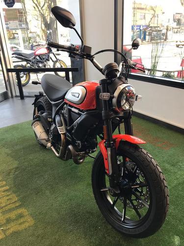 Ducati Scrambler Icon 0km 2021. Sin Stock