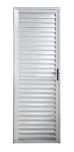 Porta Palheta Alumínio Brilhante 2,10 X 0,90