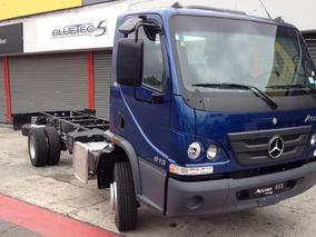 Mercedes-benz Accelo 1016 Ent. R$ 2.660,00 + Parcelas