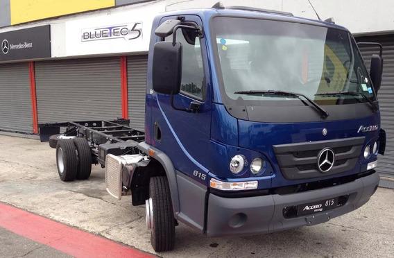 Mercedes-benz Accelo 1016 Entrada + Parcelas