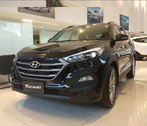 Hyundai Tucson Gls 1.6 16v T-gdi Gasolina Ecoshif 0km2021