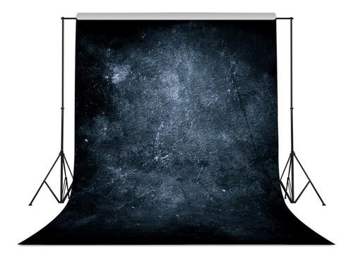 Fondo De Fotografia Retro Gradiente Desgastado Negro #480