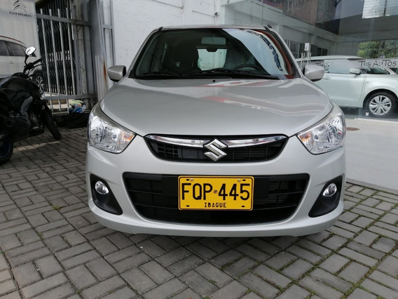 Suzuki Alto K10. 2019