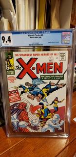 Marvel Clasico X-men 1 9.4